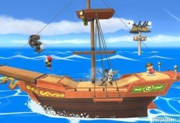 New Smash Bros Update Adds New Stages and Costumes New Smash Bros Update Adds New Stages and Costumes Smash Bros Pirate Ship DLC Out 600x338 263x180