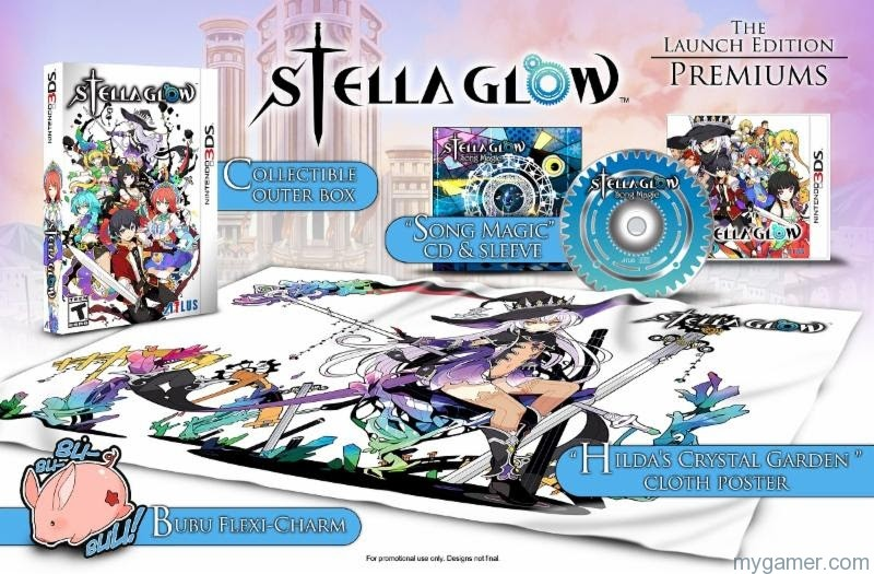 StellaGlow LE Version Stella Glow Now Available on 3DS Stella Glow Now Available on 3DS StellaGlow LE Version