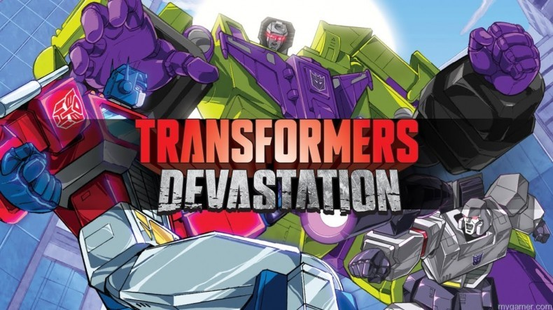 TRANSFORMERS: Devastation (Xbox One) Review TRANSFORMERS: Devastation (Xbox One) Review Transformers Devastation banner 790x444