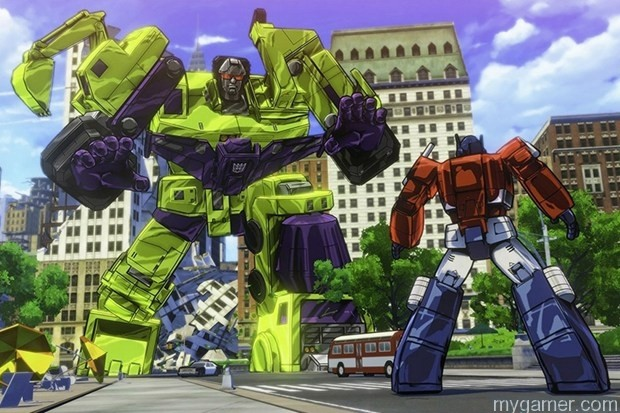Transformers TRANSFORMERS: Devastation (Xbox One) Review TRANSFORMERS: Devastation (Xbox One) Review Transformers