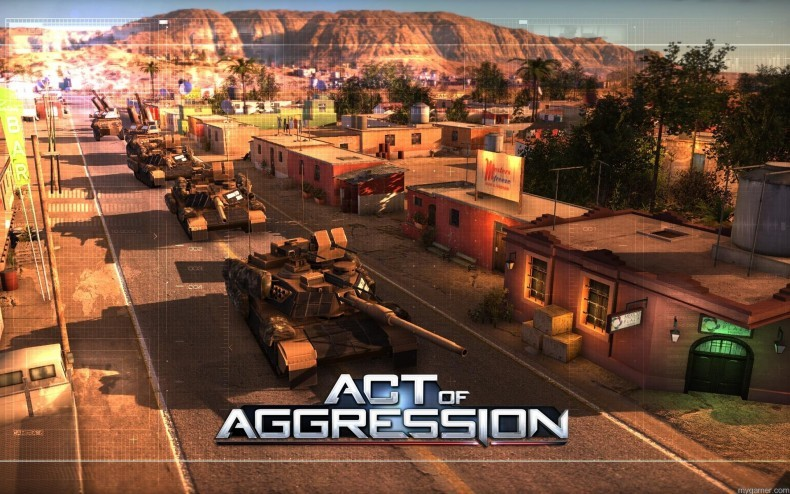Act of Aggression Review Act of Aggression Review act of aggression alpha screen 2 790x494