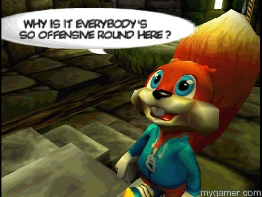 conker_01 Did You Know There Was Supposed to be an Original Conker Game After Live And Reloaded? Did You Know There Was Supposed to be an Original Conker Game After Live And Reloaded? conker 01