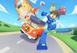 mega man legends coming to psn sept 29!!! Mega Man Legends Coming to PSN Sept 29!!! mega man legends wallpaper 263x180
