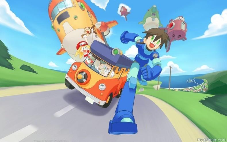 mega man legends coming to psn sept 29!!! Mega Man Legends Coming to PSN Sept 29!!! mega man legends wallpaper 790x493