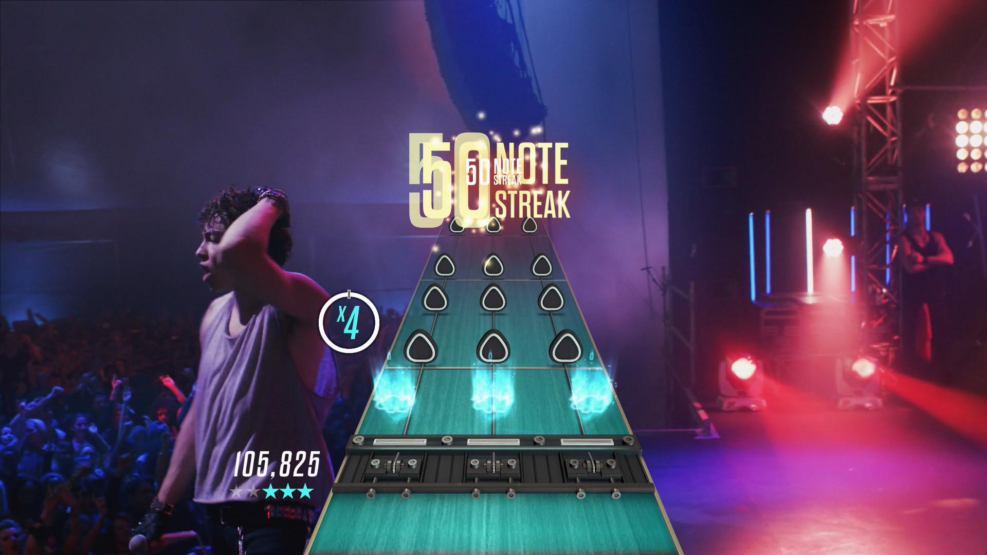 50noteStreakGuitarHeroLive Guitar Hero Live Preview Guitar Hero Live Preview 50noteStreakGuitarHeroLive
