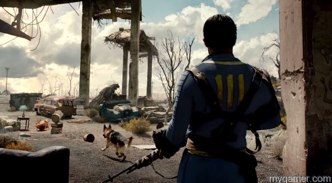Watch The New Live Action Fallout 4 Trailer Watch The New Live Action Fallout 4 Trailer Fallout 4 live action 672x372