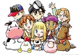Harvest Moon: More Friends of Mineral Town Grows on Wii U Virtual Console Harvest Moon: More Friends of Mineral Town Grows on Wii U Virtual Console Harvest Moon More Friend of Mineral Town banner 263x180