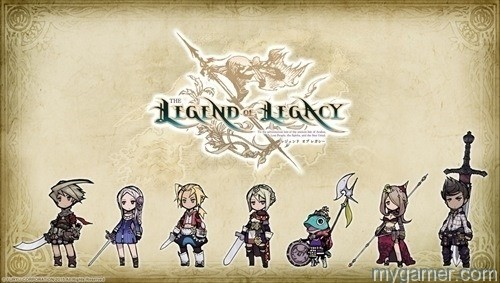 The Legend of Legacy 3DS Review The Legend of Legacy 3DS Review Legend of Legacy banner