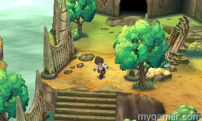 It is a pretty game The Legend of Legacy 3DS Review The Legend of Legacy 3DS Review Legend of Legacy plains
