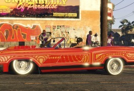 Grand Theft Auto Online: Lowriders Grand Theft Auto Online: Lowriders Now Available Grand Theft Auto Online: Lowriders Now Available Lowrider outnow 3 263x180