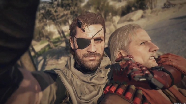Metal Gear Online Now Available Metal Gear Online Now Available Metal Gear Online 790x444