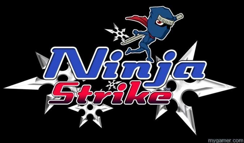 ninja strike: dangerous dash wii u eshop review Ninja Strike: Dangerous Dash Wii U eShop Review Ninja Strike LogoBlack 790x463