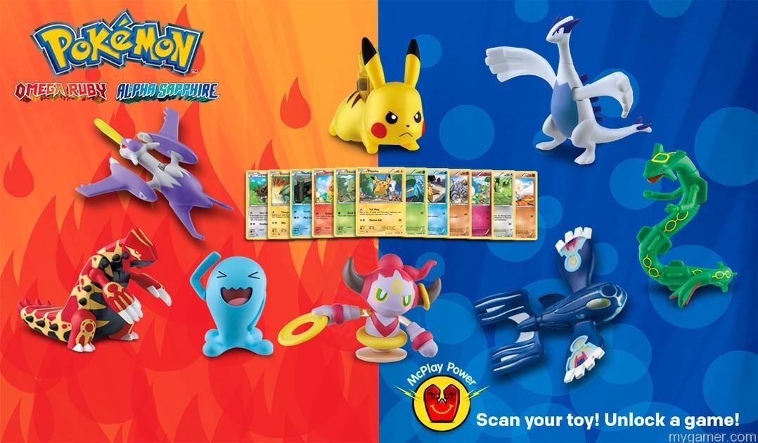 Pokemon McDonalds Pokemon Happy Meal Toys Coming in November with Exclusive DLC Pokemon Happy Meal Toys Coming in November with Exclusive DLC Pokemon McDonalds