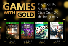 Xbox Live Games With Gold For November 2015 Announced Xbox Live Games With Gold For November 2015 Announced Xbox Games with Gold NOv 2015 263x180