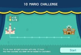 Super Mario Maker Mygamer Video Cast Awesome Blast: Super Mario Maker mariomaker2 263x180