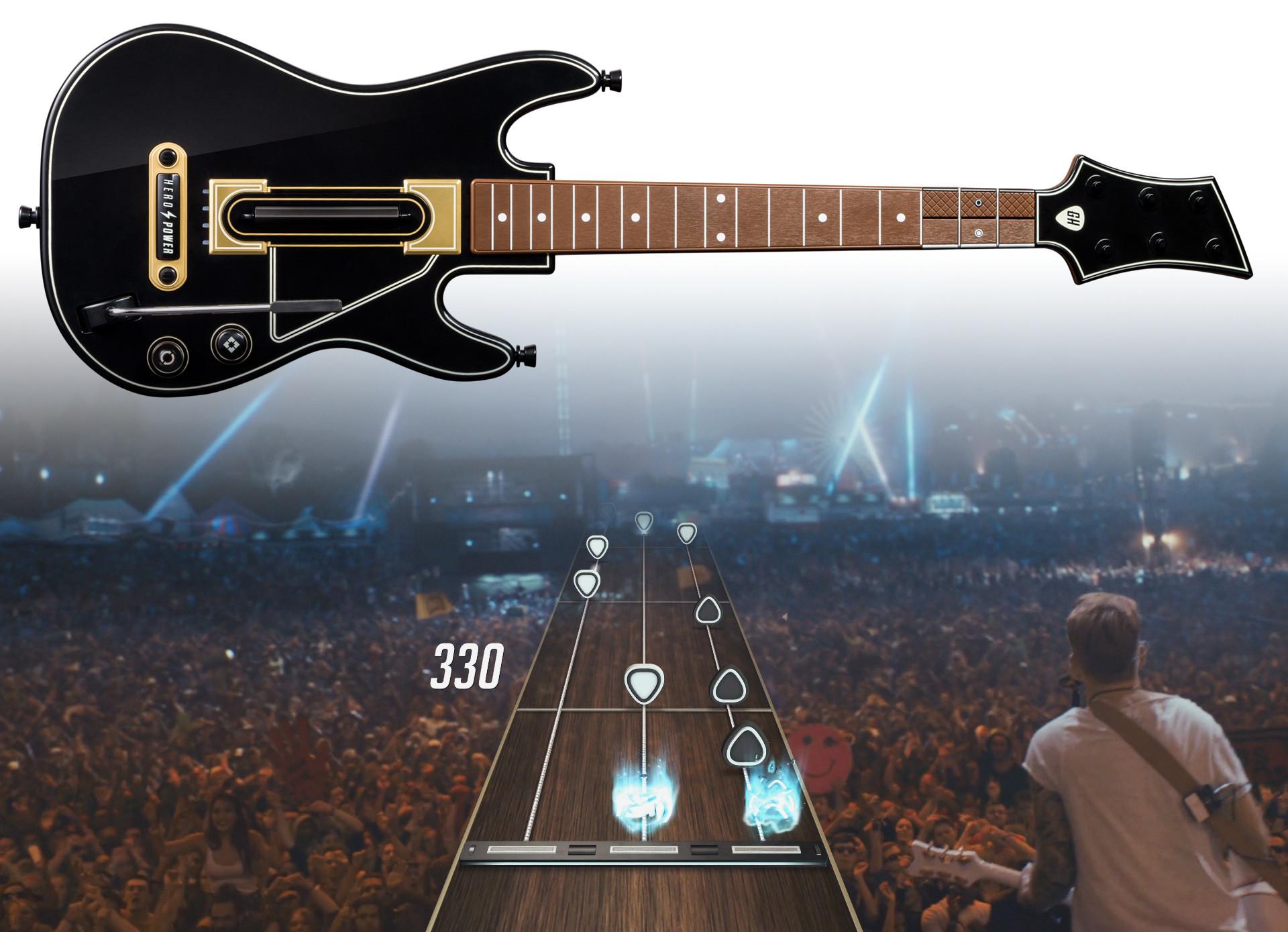 newGuitarController Guitar Hero Live Preview Guitar Hero Live Preview newGuitarController