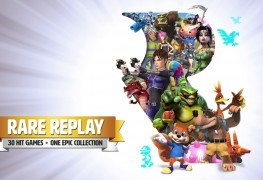 Rare Replay Review Rare Replay Review rare replay xbox one sale 01 263x180