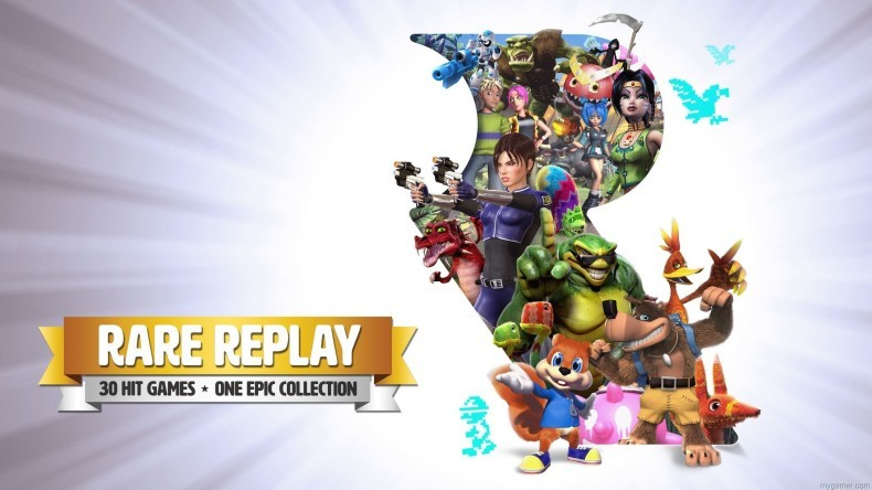 Rare Replay Review Rare Replay Review rare replay xbox one sale 01 790x444