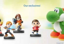 Toys R Us Getting Exclusive amiibo Toys R Us Getting Exclusive amiibo toys r us amiibo exclusives 263x180