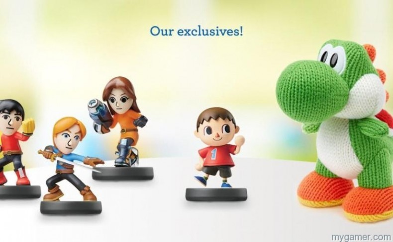 Toys R Us Getting Exclusive amiibo Toys R Us Getting Exclusive amiibo toys r us amiibo exclusives 790x488