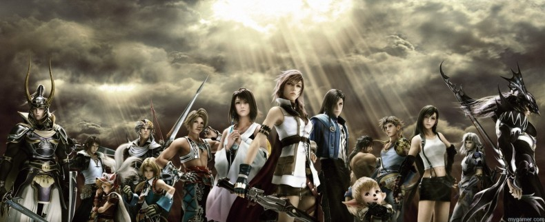 Check Out Popular Final Fantasy Characters in the new Japan-Only Dissidia Arcade Game Check Out Popular Final Fantasy Characters in the new Japan-Only Dissidia Arcade Game Dissidia Final Fantasy 790x322