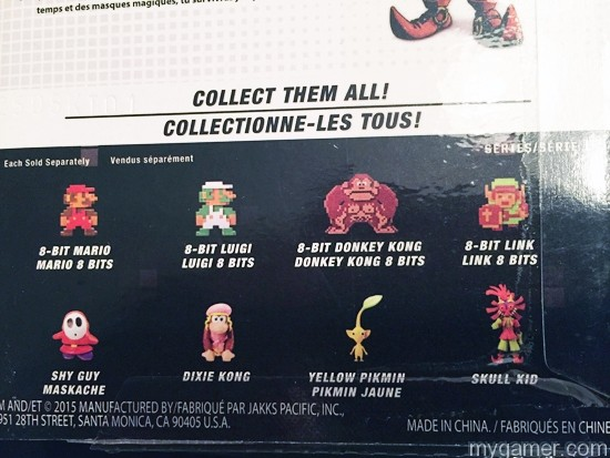 The line up for this wave Jakks Pacific Mini Nintendo Figures – New Wave Jakks Pacific Mini Nintendo Figures – New Wave Jakks Nintendo Mini Summary