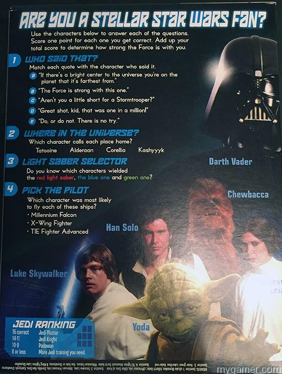 Chewie is the Hodor of Star Wars Gamer's Gullet: Star Wars Cereal Review Gamer's Gullet: Star Wars Cereal Review Star Wars Cereal BoxBack