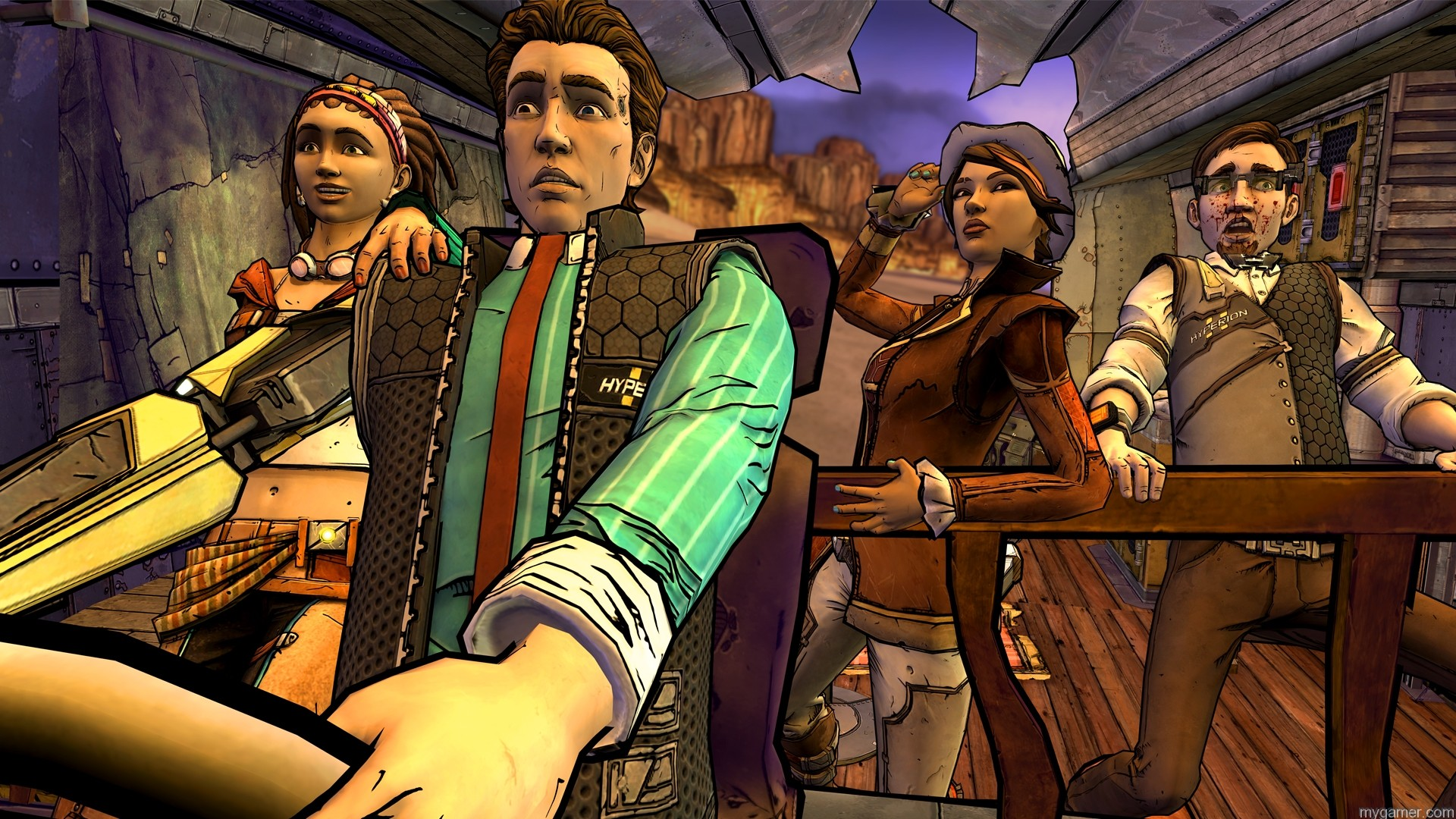 Tales from the Borderlands pic Tales from the Borderlands Season 1 Review Tales from the Borderlands Season 1 Review (with Streams) Tales from the Borderlands pic