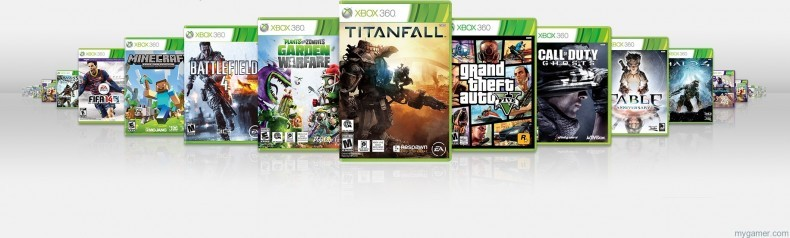 Here is the List of Xbox One Backwards Compatible Games Here is the List of Xbox One Backwards Compatible Games Xbox 360 games 790x238