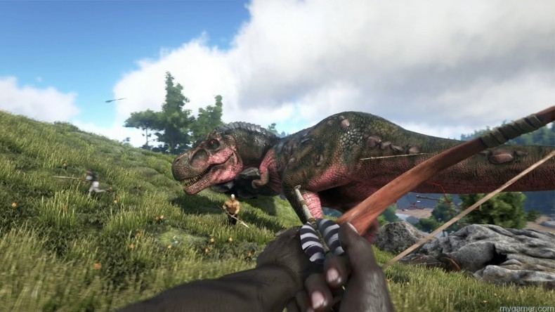 ARK: Survival Evolved Coming to Xbox One December 16 With Exclusives ARK: Survival Evolved Coming to Xbox One December 16 With Exclusives Ark Survival 790x444