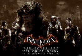 New Batman Arkham Knight DLC Available Now New Batman Arkham Knight DLC Available Now Batman Season of infamy 263x180