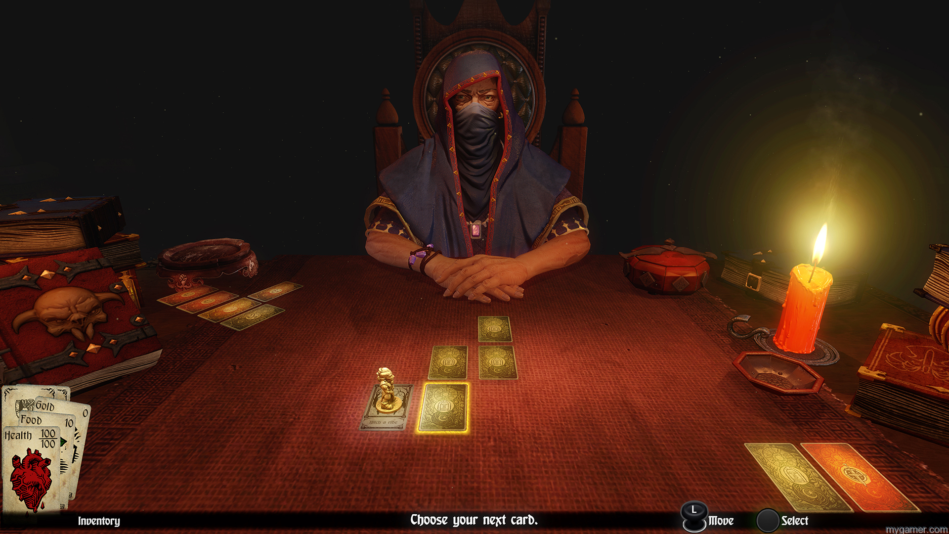 Hand of Fate Fave Games of 2015 – Oscar of myGamer.com Fave Games of 2015 – Oscar of myGamer.com Hand of Fate