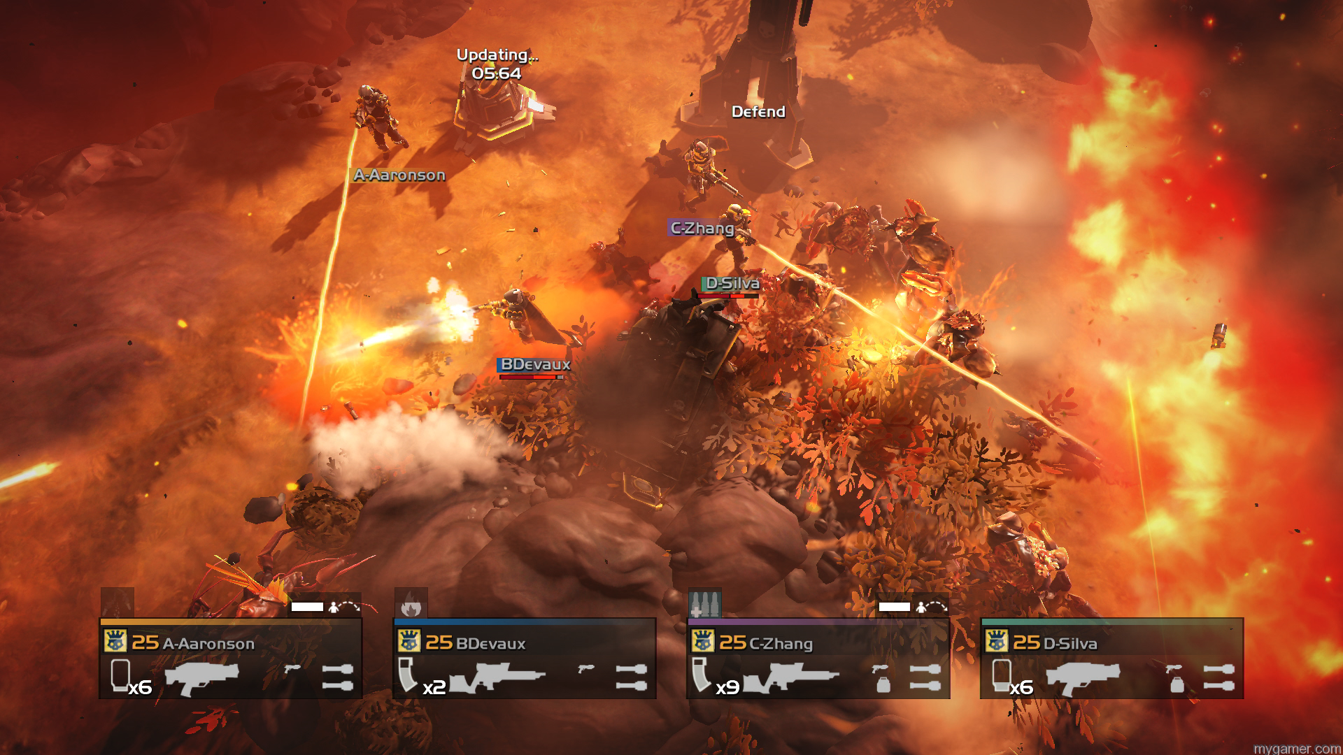 Helldivers Fave Games of 2015 – Oscar of myGamer.com Fave Games of 2015 – Oscar of myGamer.com Helldivers