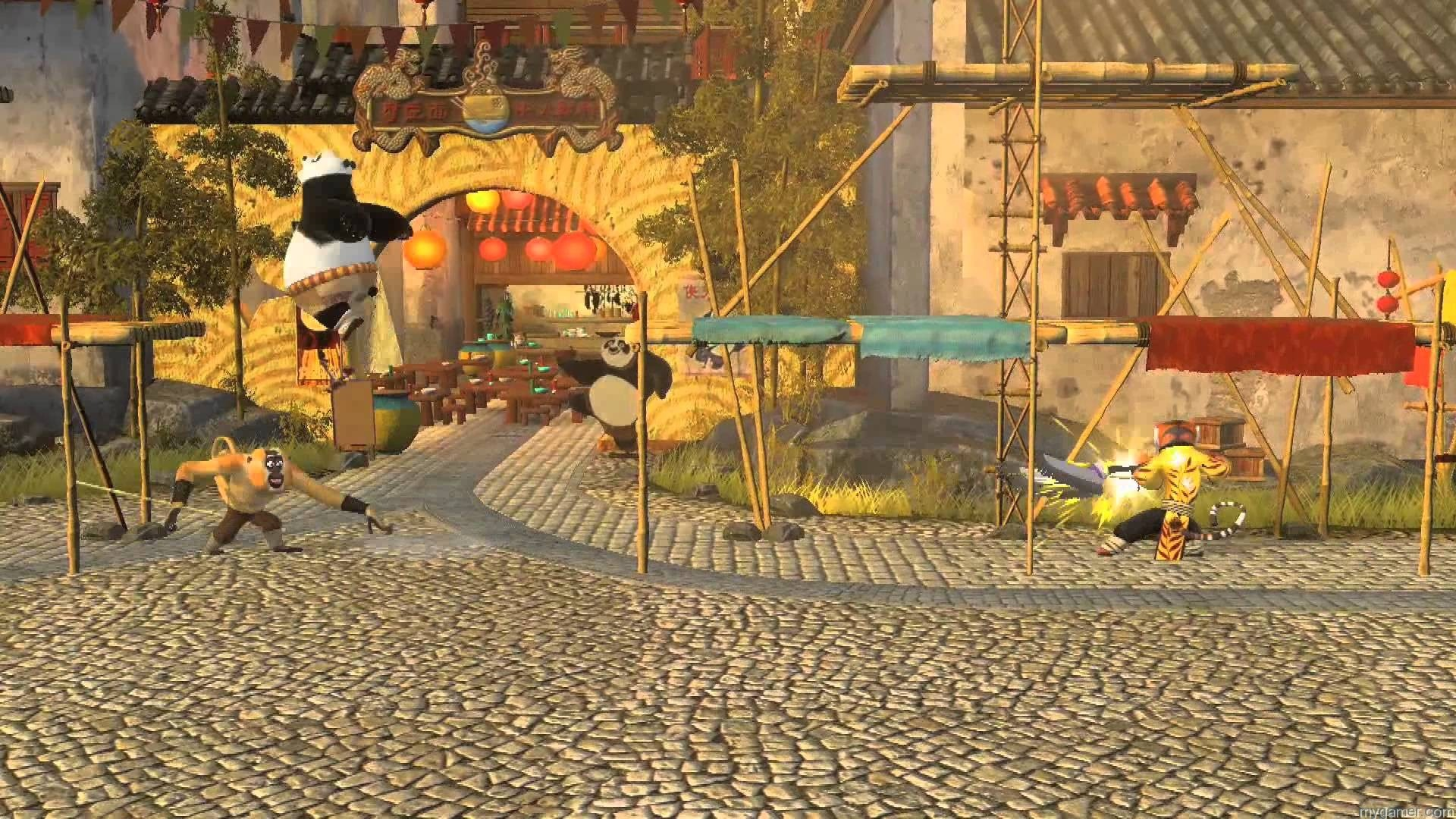 Some, not all, ledges are grabbable Kung Fu Panda: Showdown of Legendary Legends Review (Xbox 360) Kung Fu Panda: Showdown of Legendary Legends Review (Xbox 360) Kung Fu Panda jump