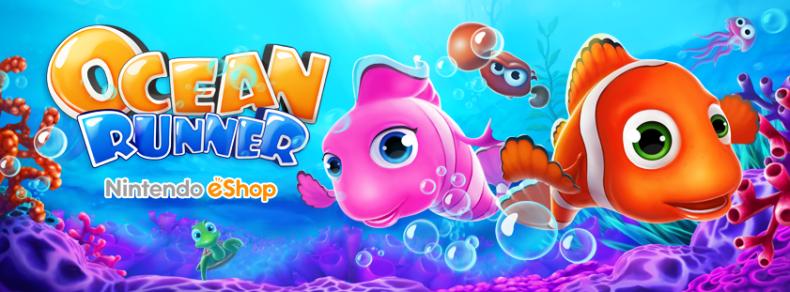Ocean Runner 3DS eShop Review Ocean Runner 3DS eShop Review OceanRunner banner 790x292