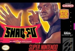 Here is the New Shaq Fu Trailer Here is the New Shaq Fu Trailer… No Really. Shaq Fu 263x180