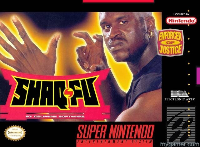 Here is the New Shaq Fu Trailer Here is the New Shaq Fu Trailer… No Really. Shaq Fu
