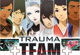 Trauma Team Now on Wii U eShop Trauma Team Now on Wii U eShop Trauma Team banner 263x180