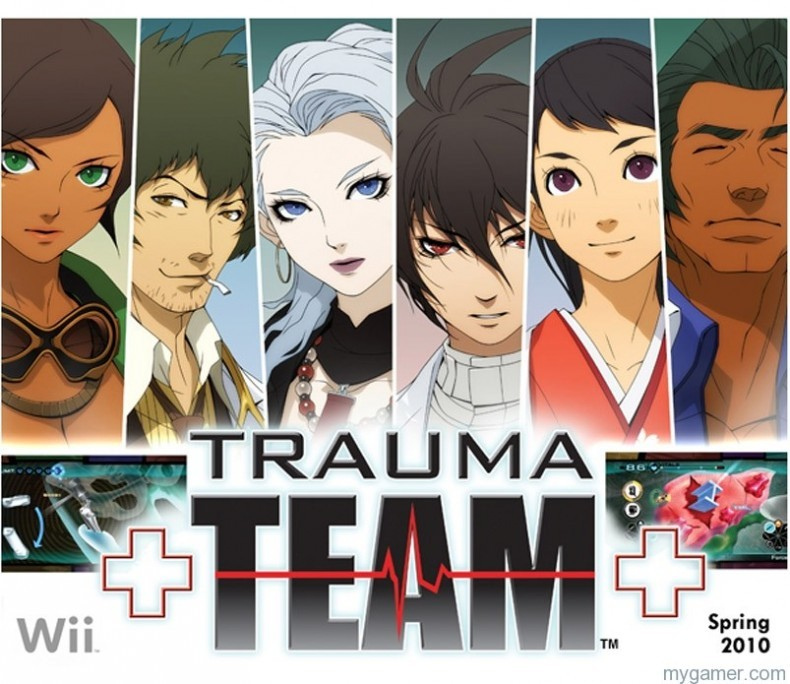 Trauma Team Now on Wii U eShop Trauma Team Now on Wii U eShop Trauma Team banner 790x684
