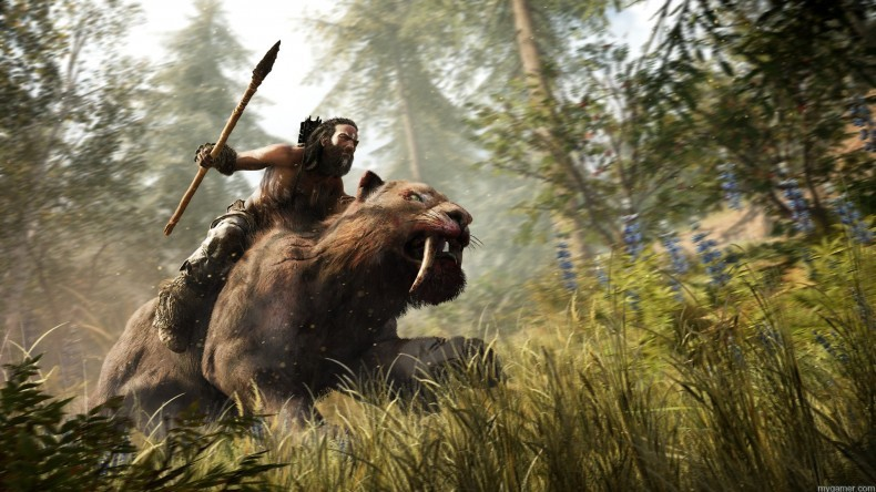 far cry primal  Far Cry Primal Preview far cry primal preview 790x444