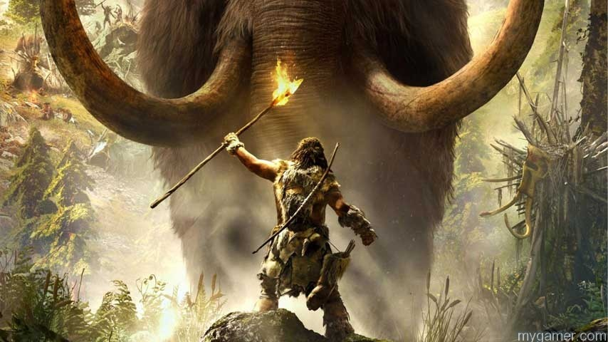woolly mammoth in primal  Far Cry Primal Preview woolly mammoth in primal