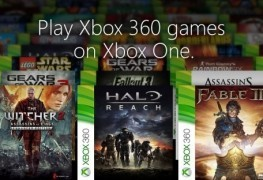 Xbox One Backwards Compatibility Gets Updated - Witcher 2 Is Also Currently Free Xbox One Backwards Compatibility Gets Updated – Witcher 2 Is Also Currently Free 360 Back Compat Xbox One 263x180