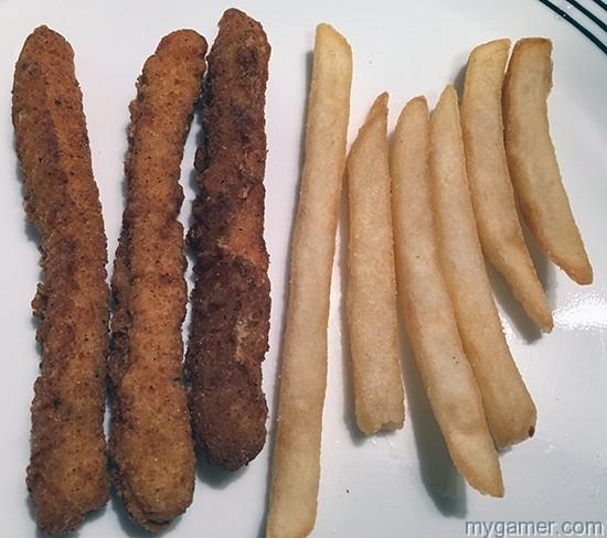 Chicken Fry vs Reg Fry Gamer's Gullet – Burger King Chicken Fries Gamer's Gullet – Burger King Chicken Fries Review BK Chicken Fries vs reg fries