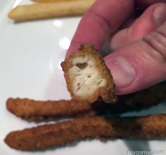 #TummyAche Gamer's Gullet – Burger King Chicken Fries Gamer's Gullet – Burger King Chicken Fries Review BK Chicken fries meat