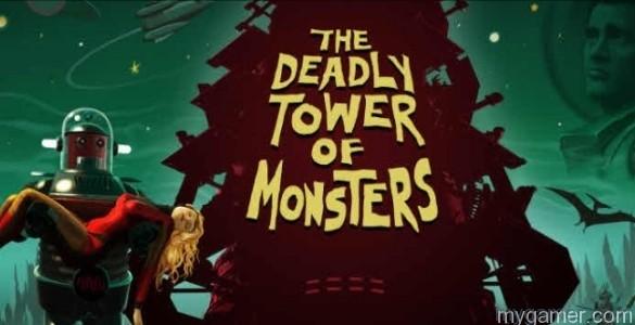 The Deadly Tower of Monsters PC Review The Deadly Tower of Monsters PC Review Deadly Tower of Monsters banner