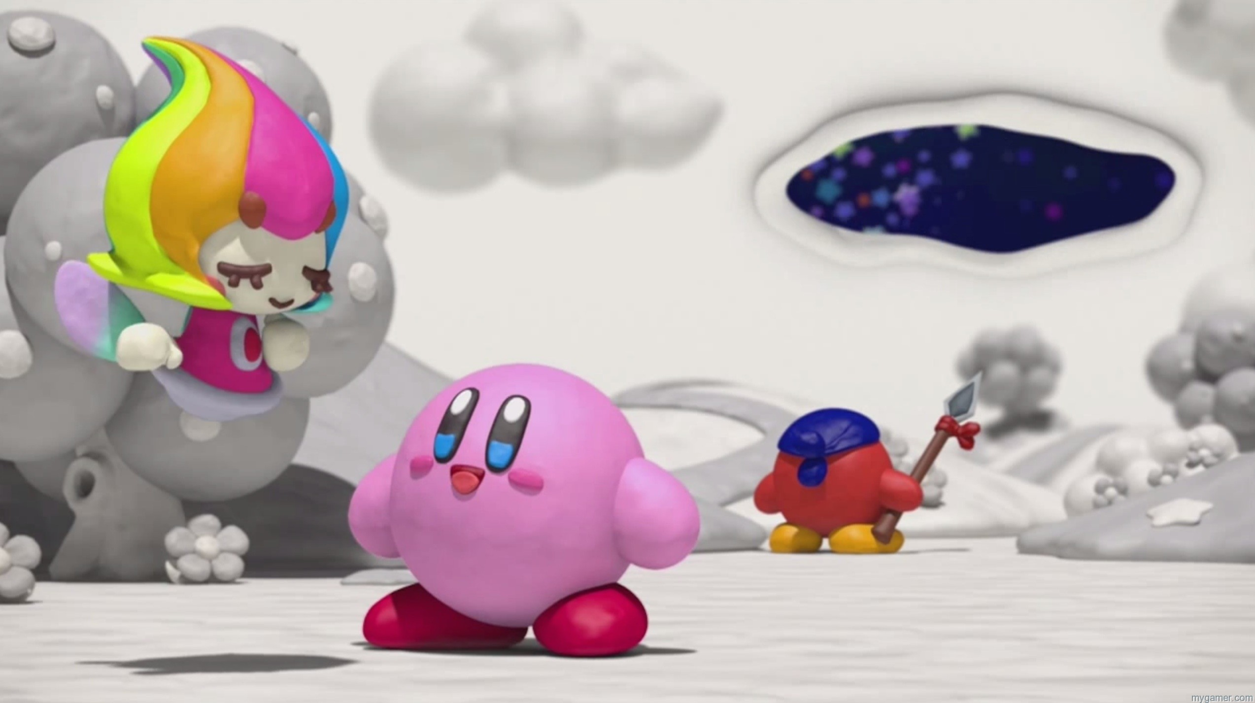 Save the colors, Kirby!
