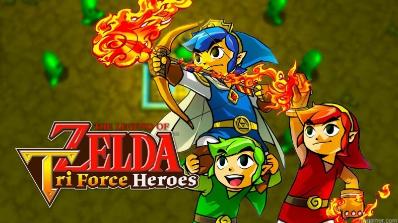 Legend of Zelda: Tri Force Heroes 3DS Review Legend of Zelda: Tri Force Heroes 3DS Review LoZ Tri Force Heroes Banner 790x444