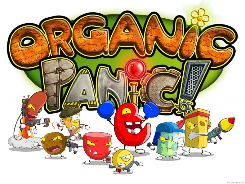 organic panic coming to ps4 and x1 in march Organic Panic Coming to PS4 and X1 in March OrganicPanic Logo BadGuys 790x593