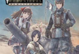 Valkyria Chronicles Remastered Will Deploy in the West on PlayStation 4 Valkyria Chronicles Remastered Will Deploy in the West on PlayStation 4 Valkyria Chron PS4 box 263x180