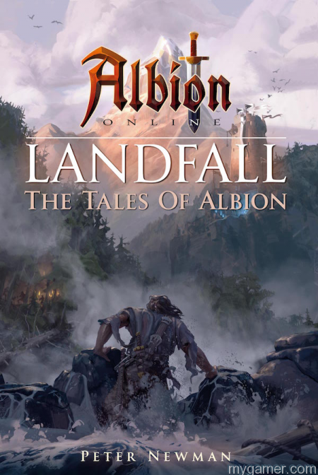 Albion Novel_Front Cover Image New Fantasy Novel 'Landfall' Delves Into the Lore of Albion Online New Fantasy Novel 'Landfall' Delves Into the Lore of Albion Online Albion Novel Front Cover Image